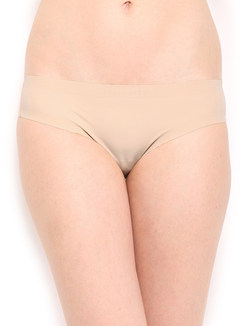 Amante Women Nude-Coloured Seamless Briefs PCSN11