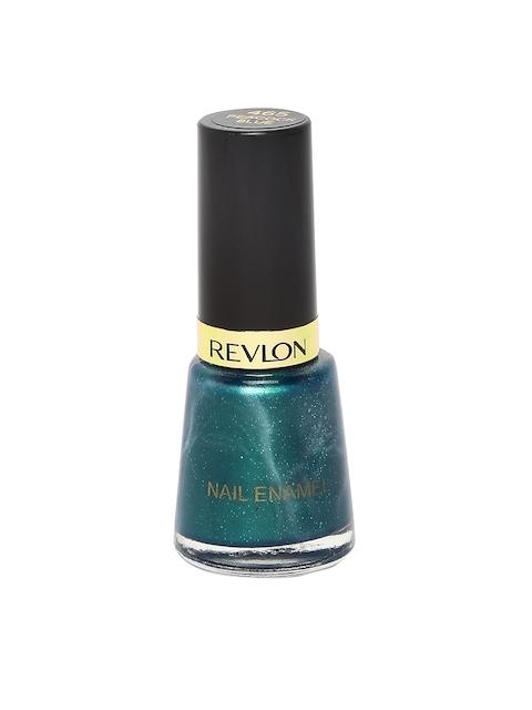 Revlon Peacock Blue Nail Enamel 465