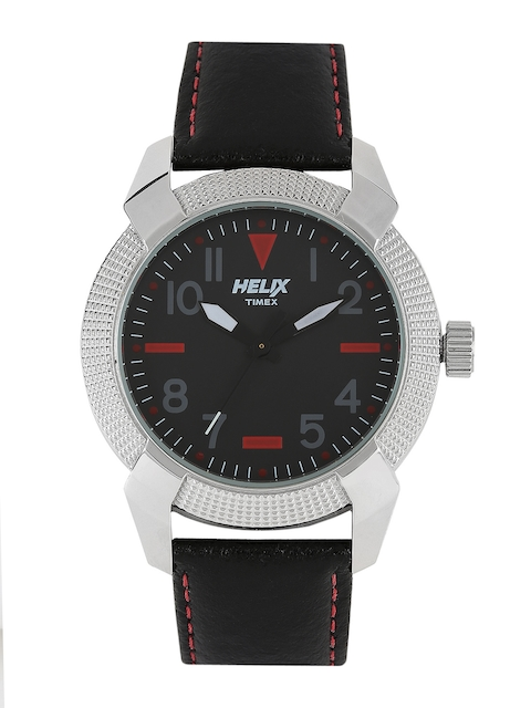 Helix by Timex Men Grey Dial Watch TI022HG0300