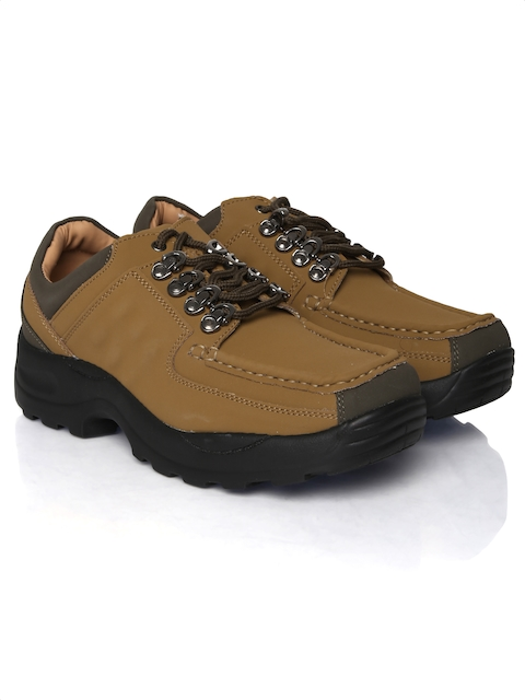 Action Men Camel Brown Casual Shoes