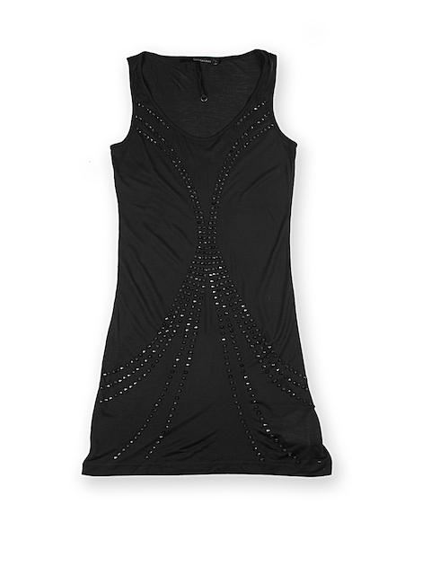 Calvin Klein Jeans Black Shift Dress