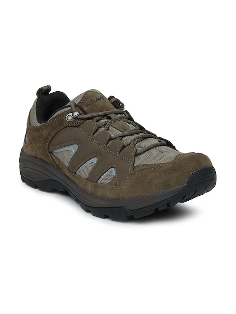Wildcraft Men Brown Craggo Gravel Outdoor Adventure Shoes