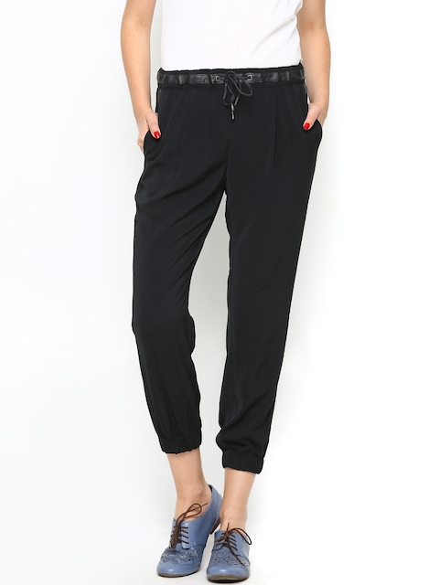 Vero Moda Women Black Trousers
