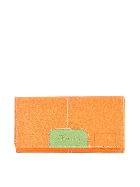 Daphne Women Orange Wallet
