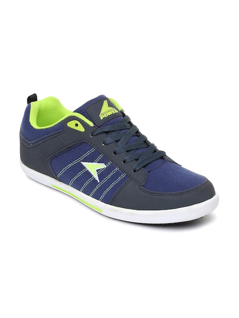 Power by Bata Men Blue Flame Training Shoes