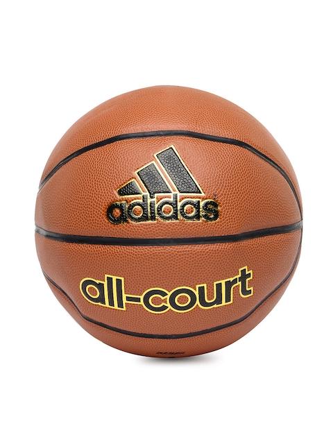 ADIDAS Unisex Brown All-Court Basketball