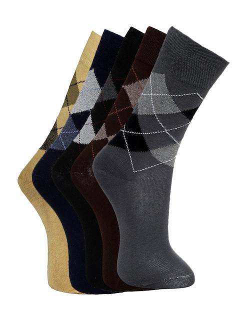 VINENZIA Men Set of 5 Socks