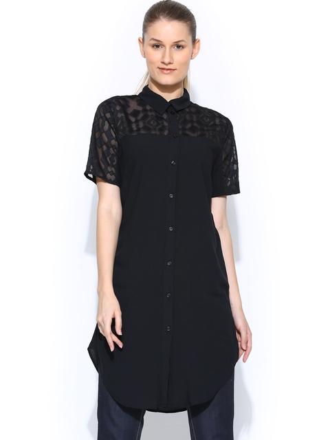 Vero Moda Black Tunic