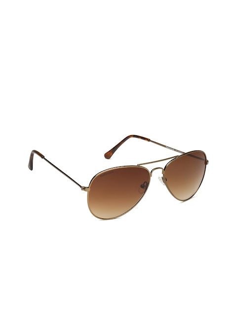 Fastrack Men Aviator Sunglasses M138BR2