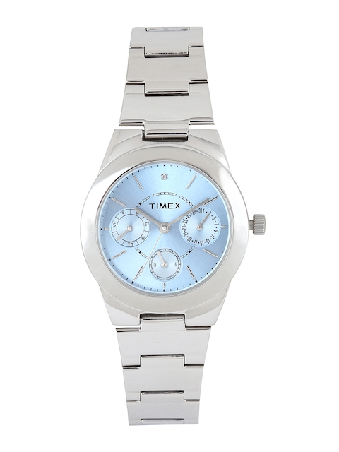 Timex Women Blue Dial Watch J102