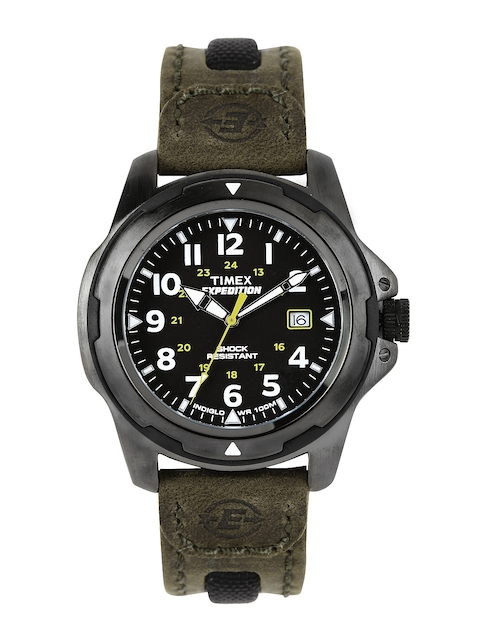 Timex Expedition Men Black Dial Watch T49271
