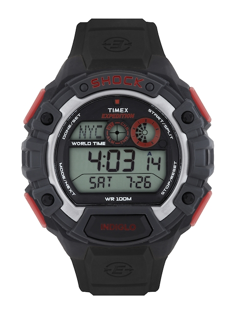 Timex T49973 Digital Watch