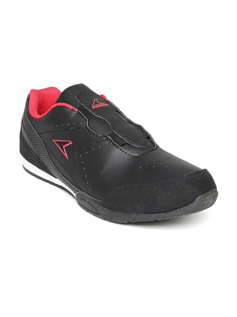 Power by Bata Men Black Casual Shoes