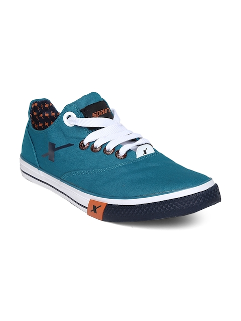 Sparx Men Teal Blue Casual Shoes