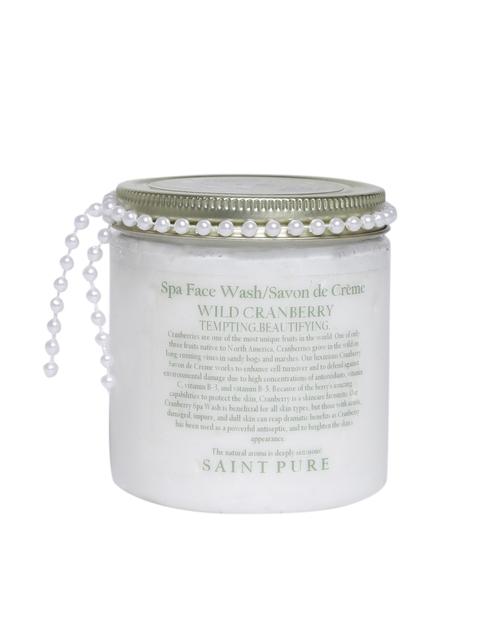 SAINT PURE Unisex Wild Cranberry Spa Face Wash