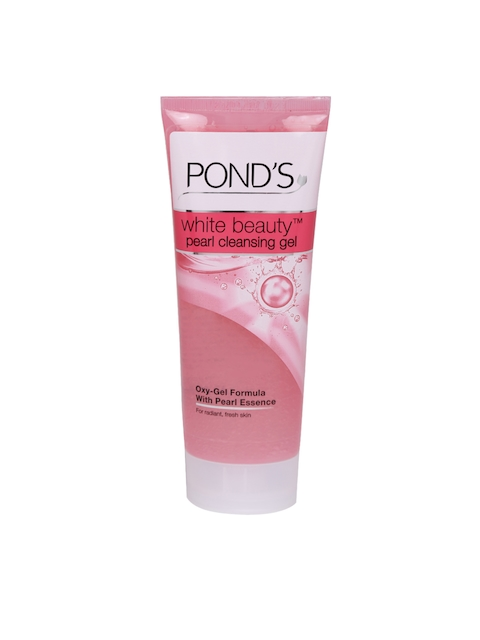 Ponds White Beauty Pearl Cleansing Gel