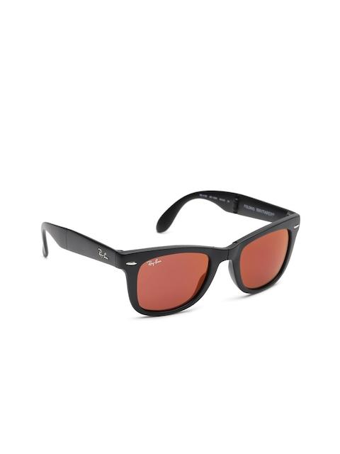 Ray-Ban Unisex Folding Wayfarer Sunglasses 0RB4105