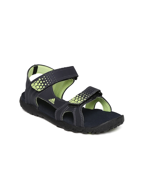 Adidas Women Black Argo W Sports Sandals  available at myntra for Rs.1264
