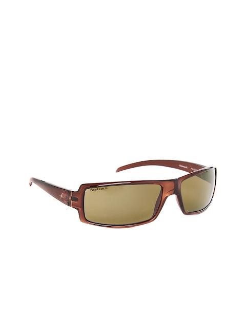 Fastrack Unisex Bikers Sunglasses P040BR2