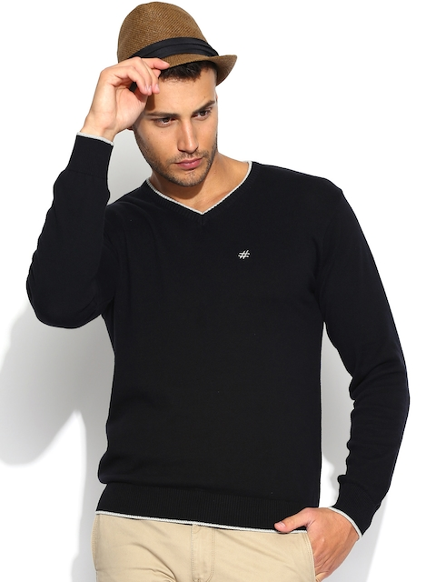People Black Sweater