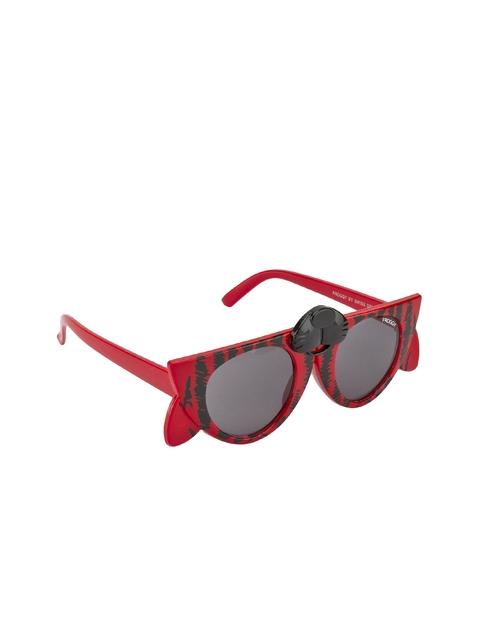 FROGGY Kids Foldable Sunglasses FG-01-RD