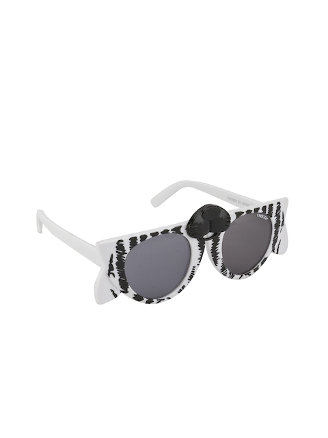 FROGGY Kids Foldable Sunglasses FG-01-WH