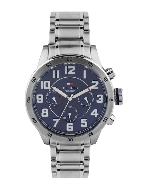 Tommy Hilfiger Men Navy Dial Watch TH1791053J
