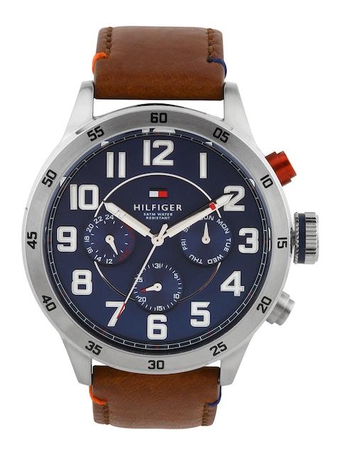 Tommy Hilfiger Men Navy Dial Watch TH1791066J