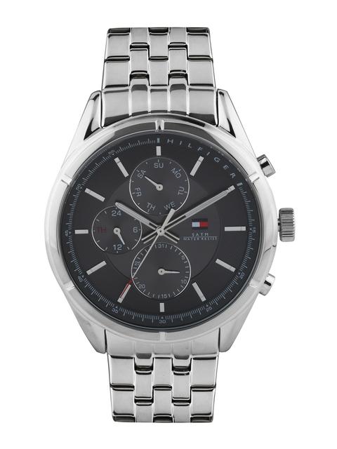 Tommy Hilfiger Men Grey Dial Watch TH1791130J