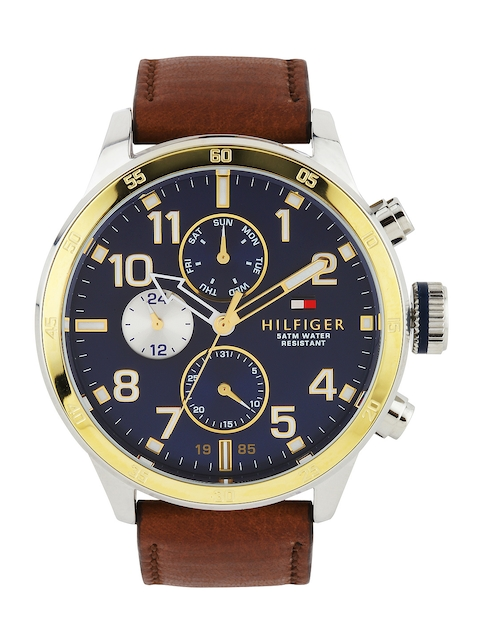 Tommy Hilfiger Men Blue Dial Watch TH1791137J