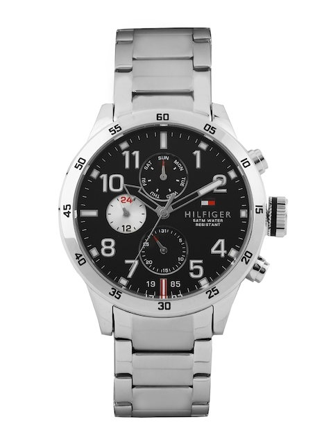 Tommy Hilfiger Men Black Dial Watch TH1791141J