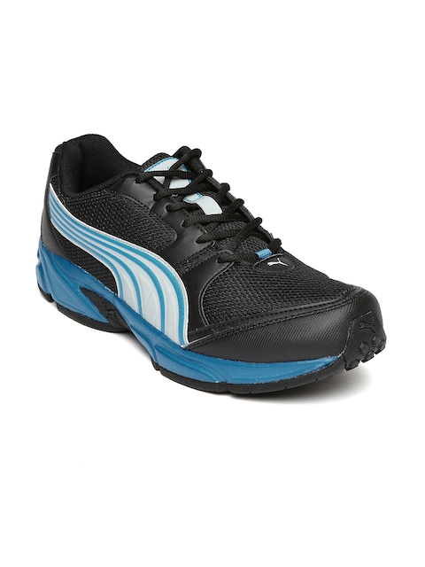 PUMA Men Black Strike Fashion II DP Sports Shoes