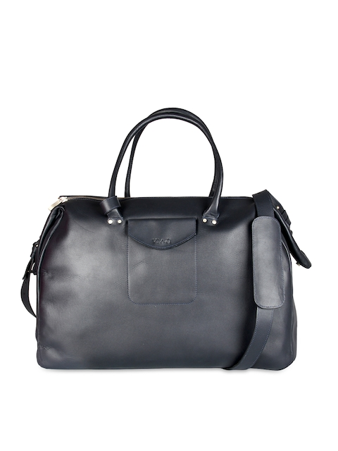 VIARI Unisex Black Handbag