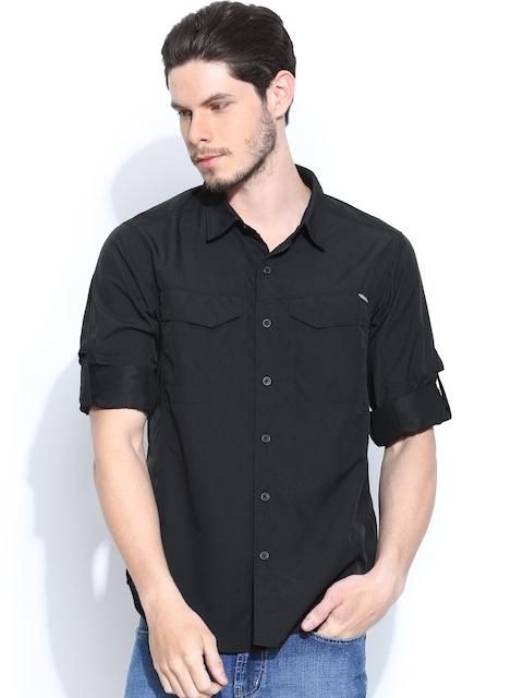 Columbia Black Silver Ridge Casual Shirt