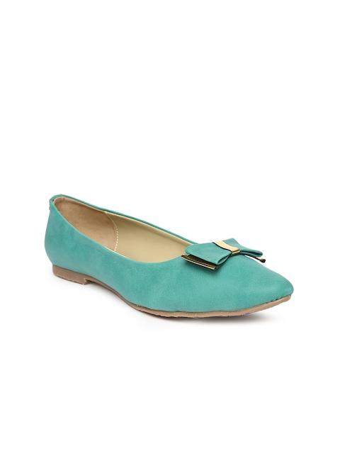 Bata Women Blue Flat Shoes