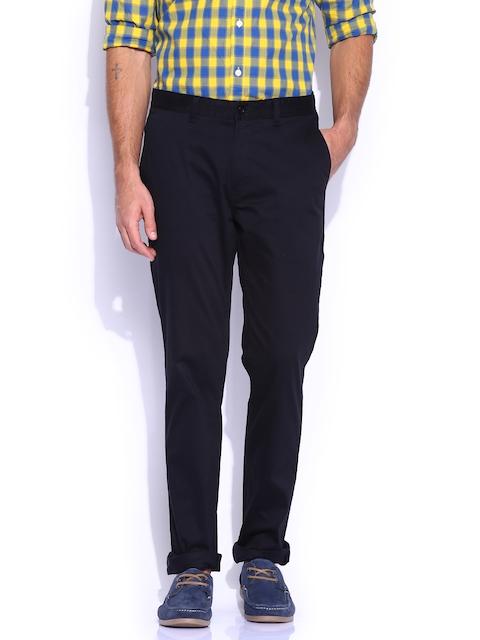 IZOD Black Trousers