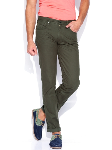 Wrangler Men Trousers   Pants Price List in India 30 January 2019 ... 32ec5e85c6
