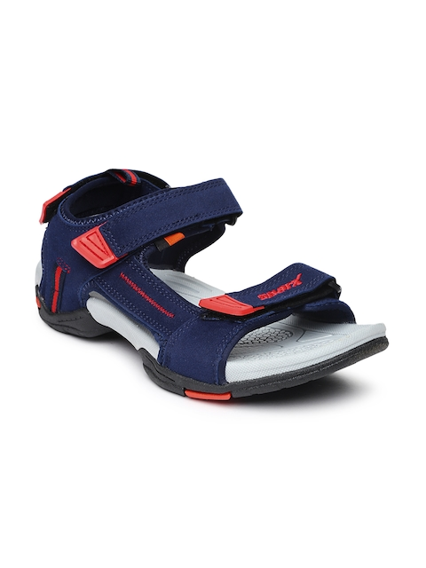 Sparx Men Blue Sports Sandals  available at myntra for Rs.999