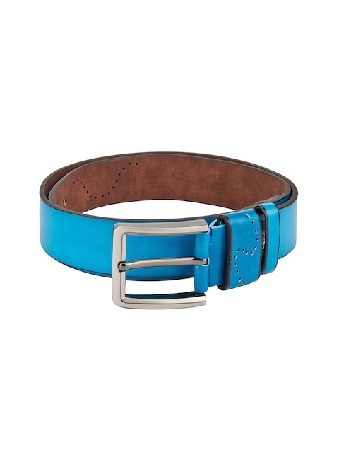 Swiss Design Men Blue Belt