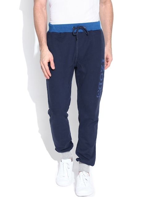 IZOD Navy Jasper Slim Fit Track Pants