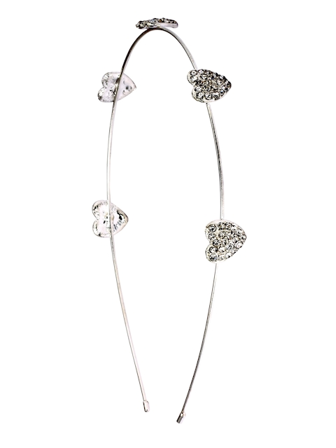 20Dresses Silver-Toned Hairband