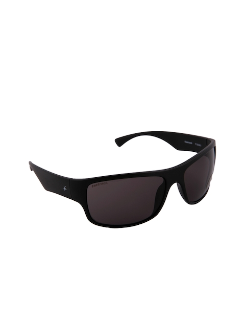 Fastrack Men Basics Black Sunglasses