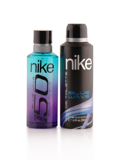 Nike Fragrances Men Blue Blue Wave Deo & Perfume