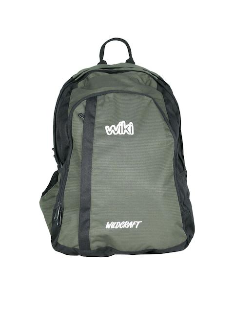 Wildcraft Unisex Olive Green Backpack