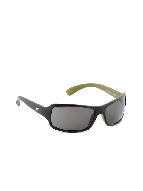 Fastrack Men Black Sunglasses