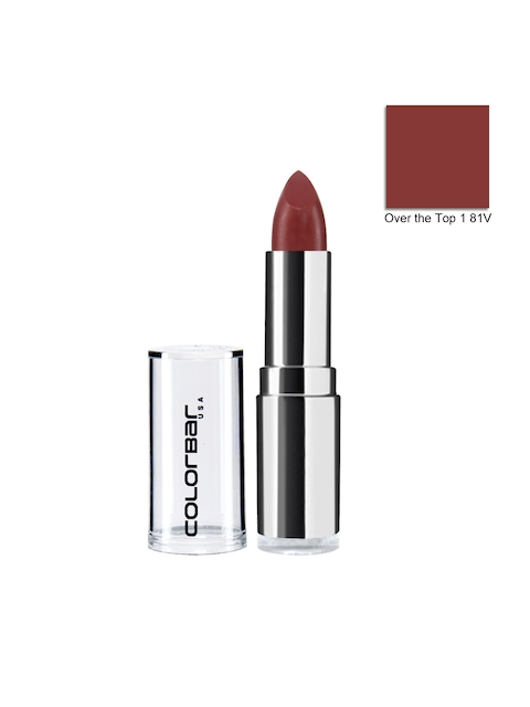 Colorbar Velvet Matte Lipstick, Over The Top 81