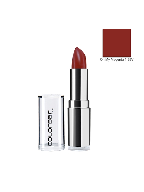 Colorbar Velvet Matte Shy Cherry Lipstick For Women 63P, 4.2 GM