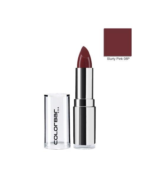 Colorbar Velvet Matte Sultry Pink Lipstick 08P