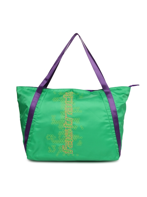 Fastrack Green Shoulder Bag  available at myntra for Rs.897