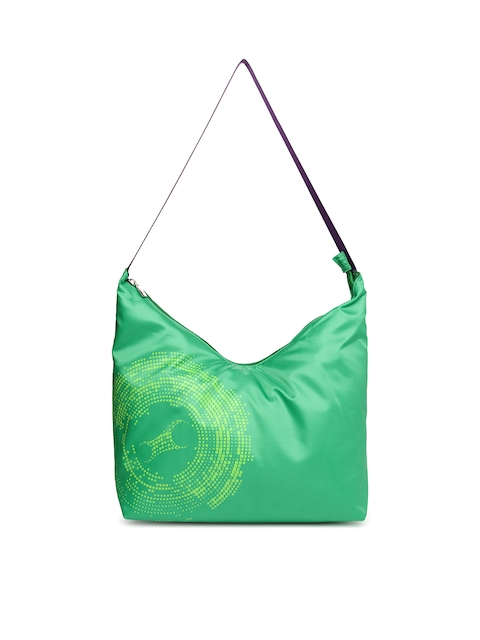 Fastrack Green Shoulder Bag  available at myntra for Rs.777